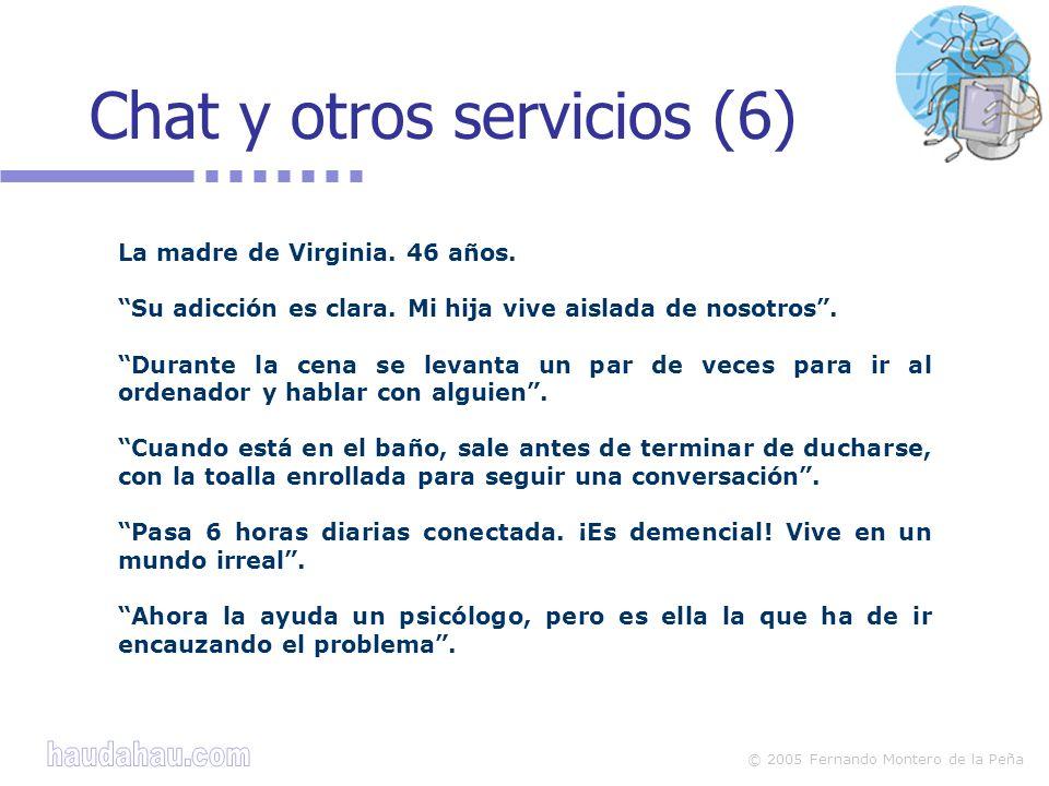 Chat y otros servicios (6)