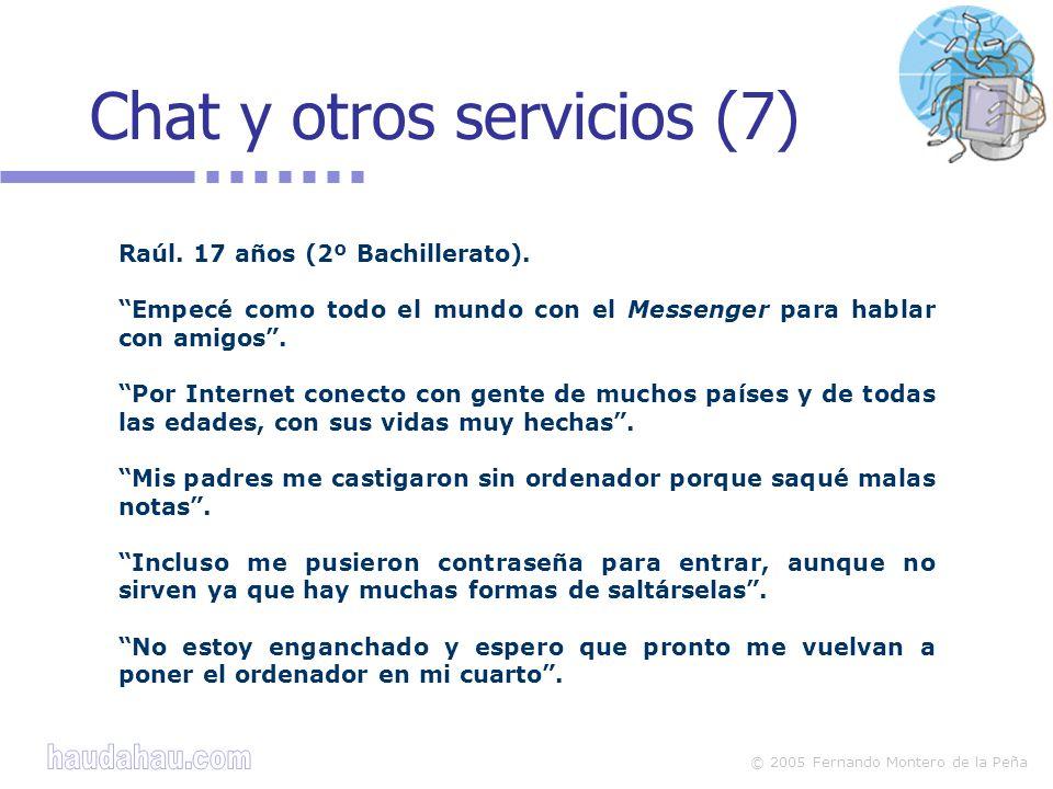 Chat y otros servicios (7)
