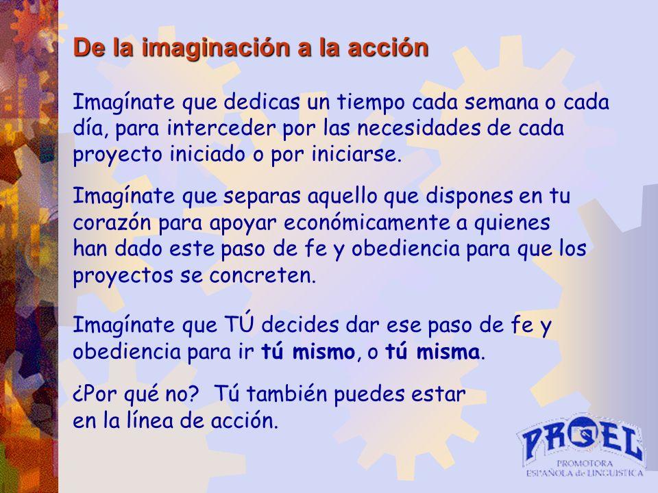 De la imaginación a la acción