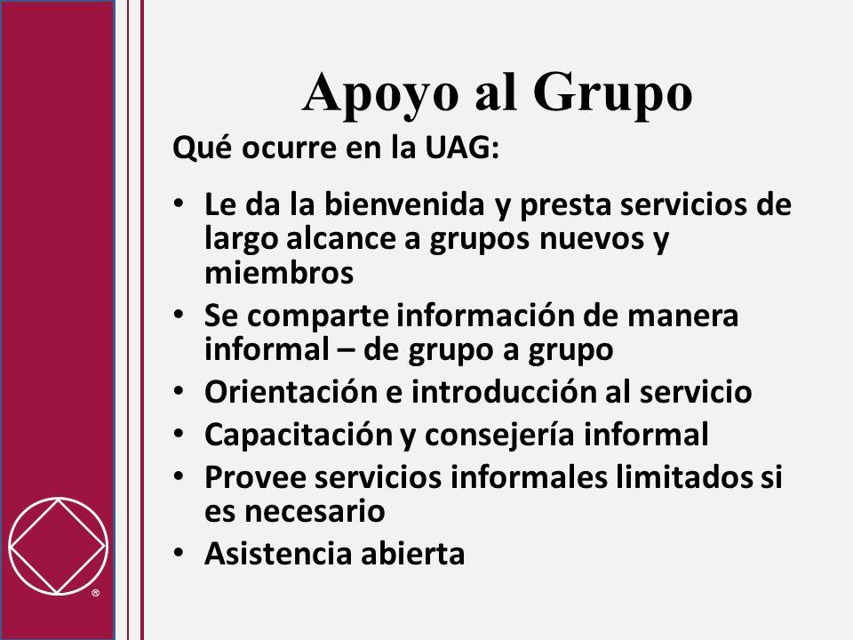 Apoyo al Grupo Qué ocurre en la UAG: