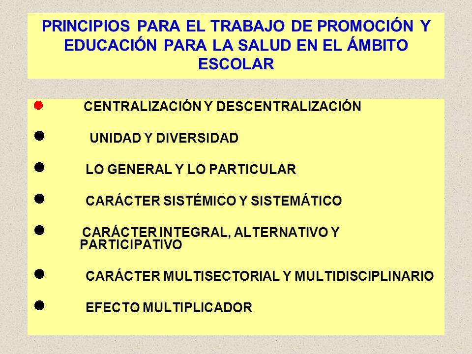 LO GENERAL Y LO PARTICULAR CARÁCTER SISTÉMICO Y SISTEMÁTICO