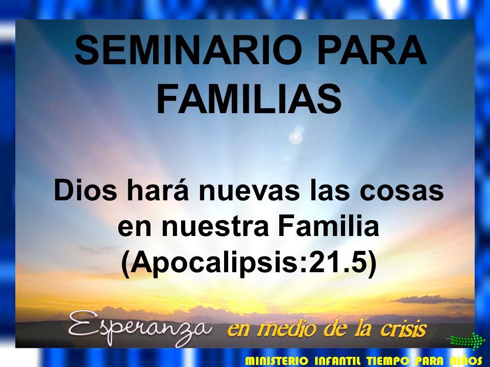 SEMINARIO PARA FAMILIAS