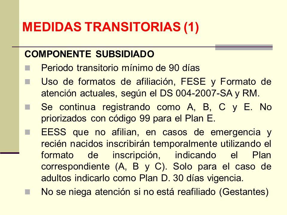 MEDIDAS TRANSITORIAS (1)