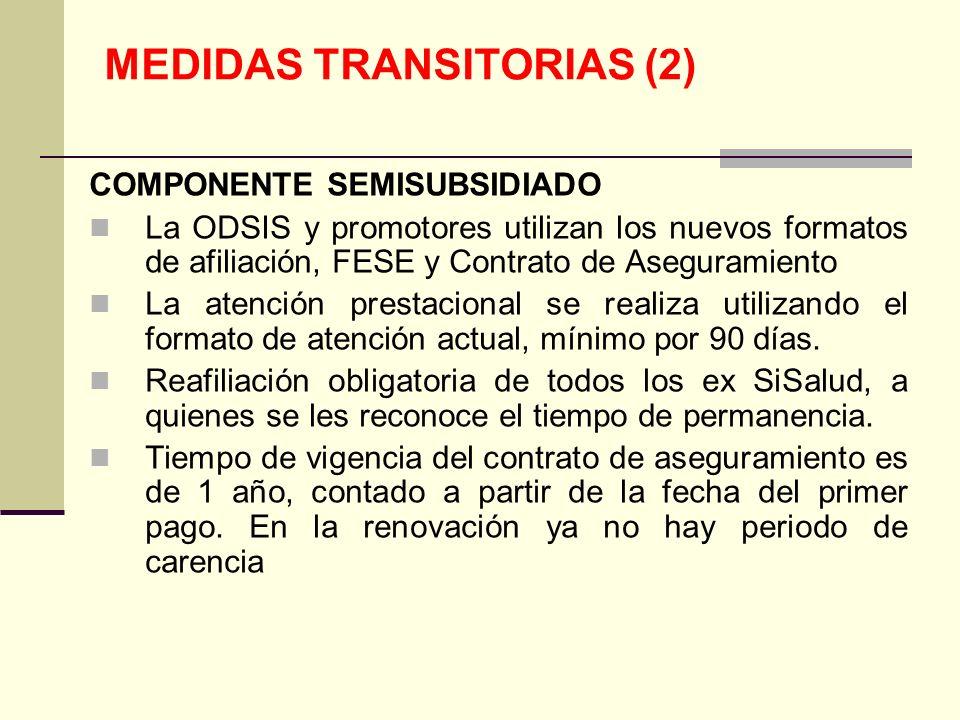 MEDIDAS TRANSITORIAS (2)