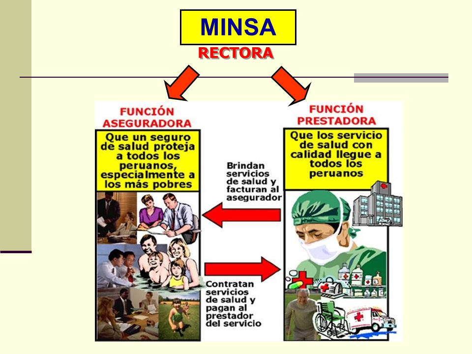 MINSA RECTORA