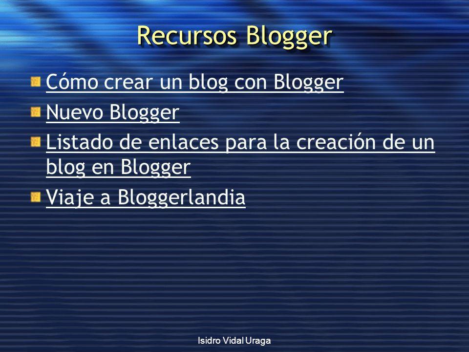 Recursos Blogger Cómo crear un blog con Blogger Nuevo Blogger