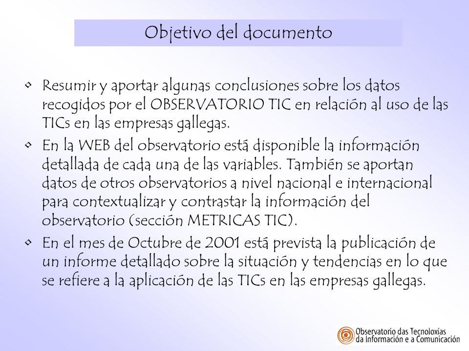 Objetivo del documento