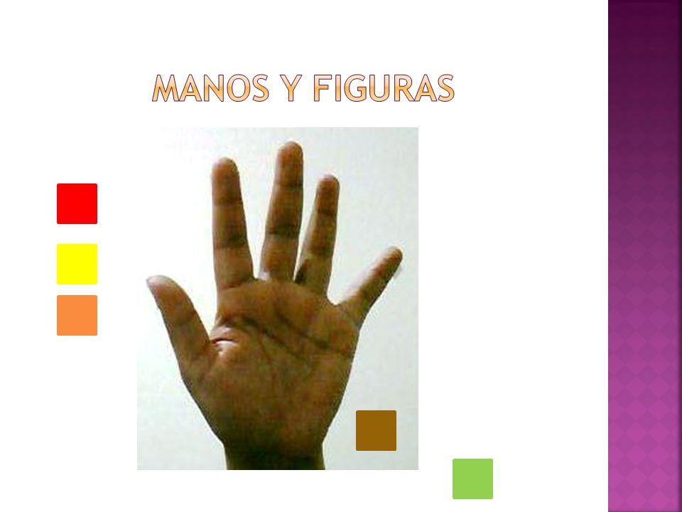 Manos y figuras
