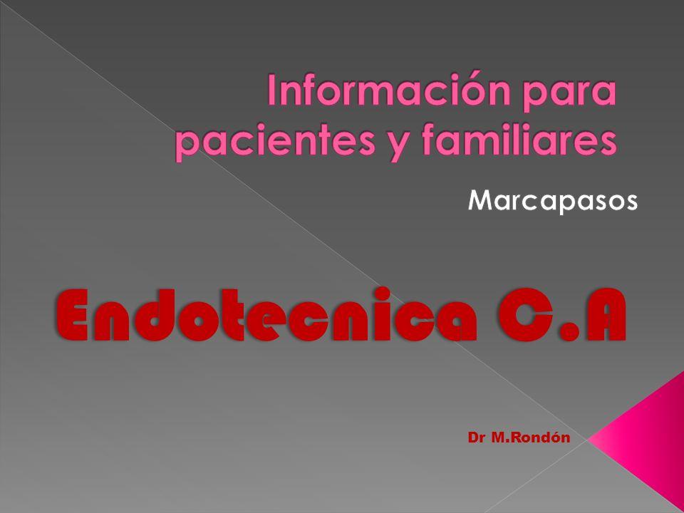 Información para pacientes y familiares