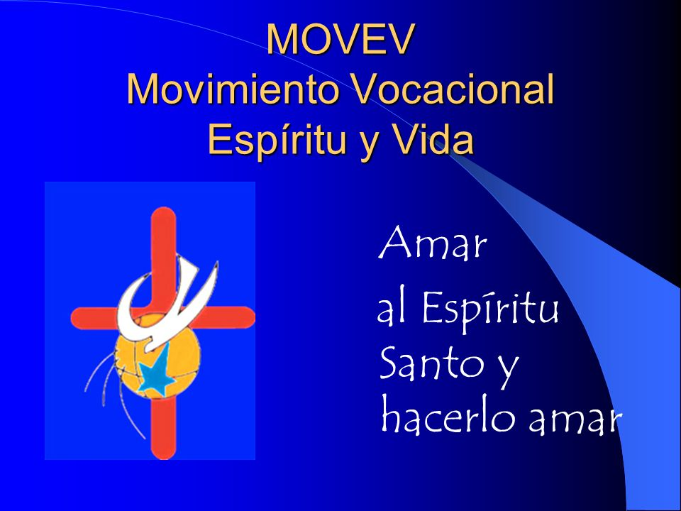 MOVEV Movimiento Vocacional Espíritu y Vida