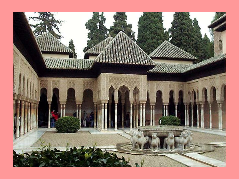 El palacio en el desierto