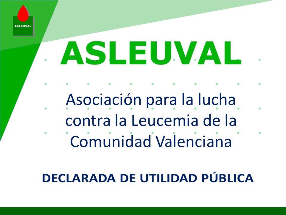 Asociación para la lucha contra la Leucemia de la Comunidad Valenciana
