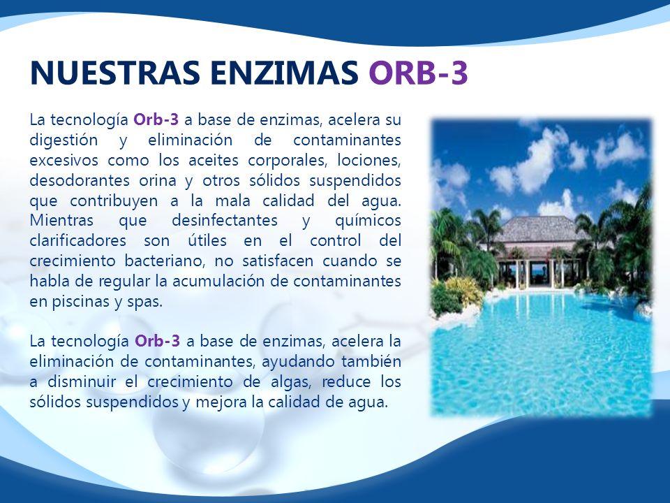 NUESTRAS ENZIMAS ORB-3
