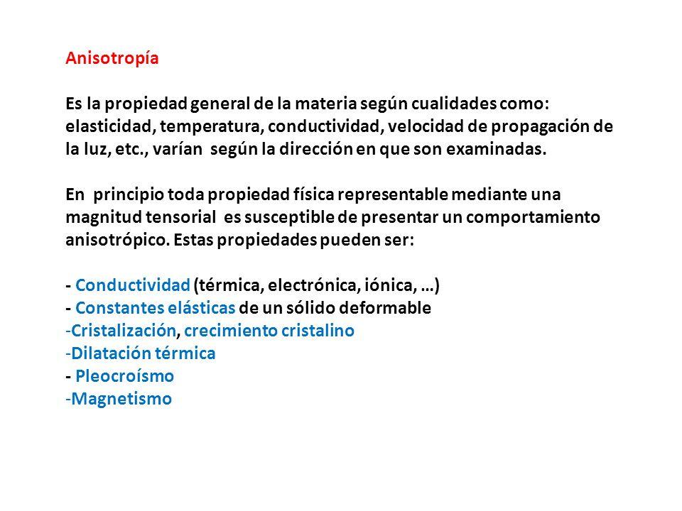 Anisotropía