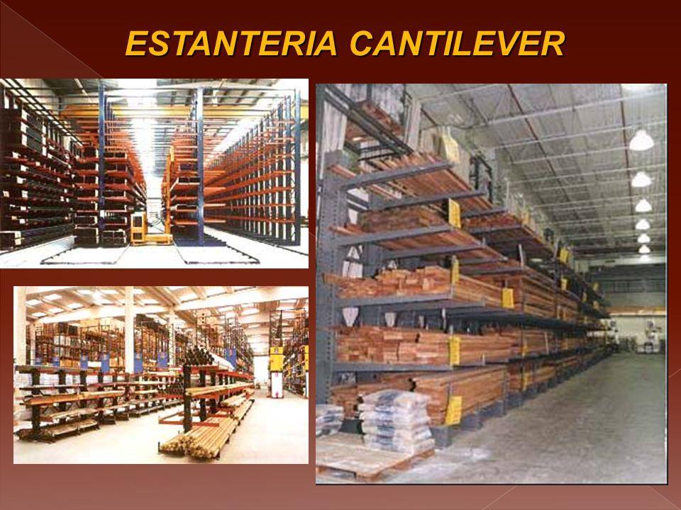 ESTANTERIA CANTILEVER