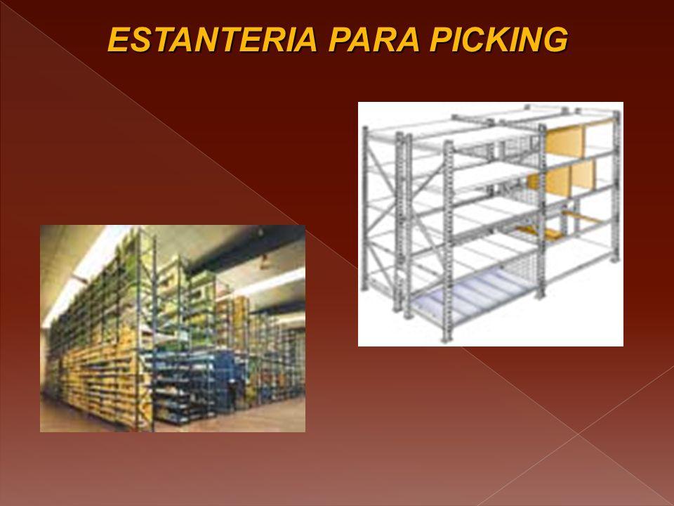 ESTANTERIA PARA PICKING