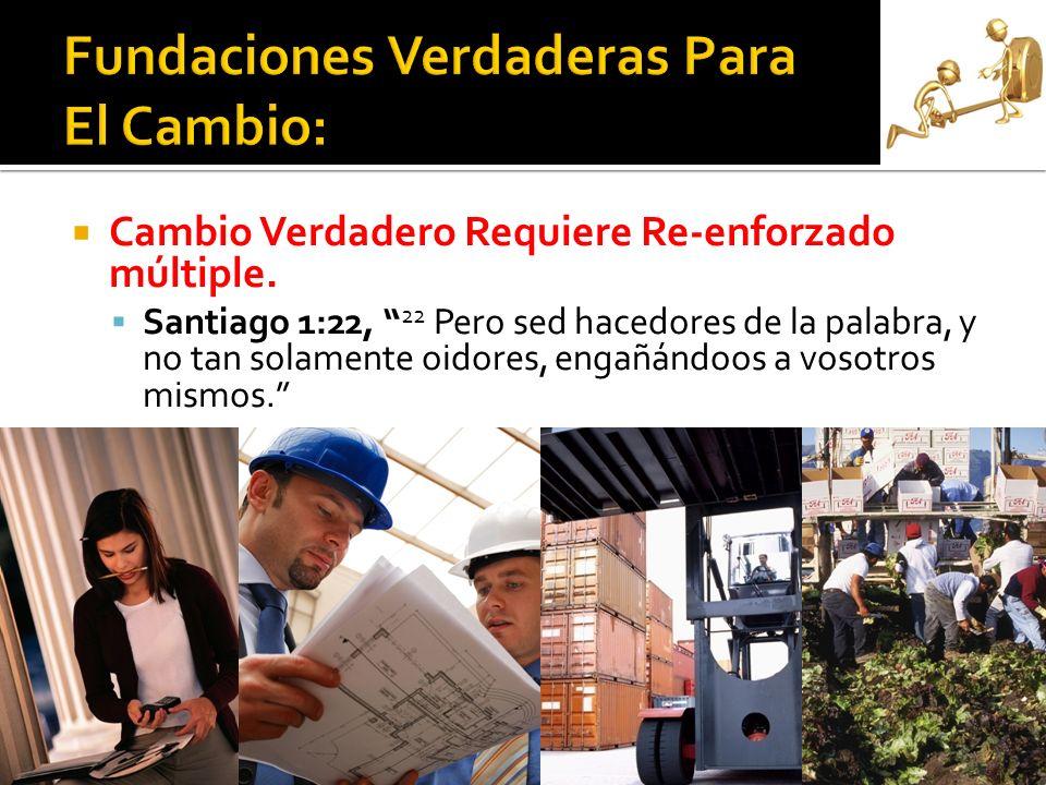 Fundaciones Verdaderas Para El Cambio: