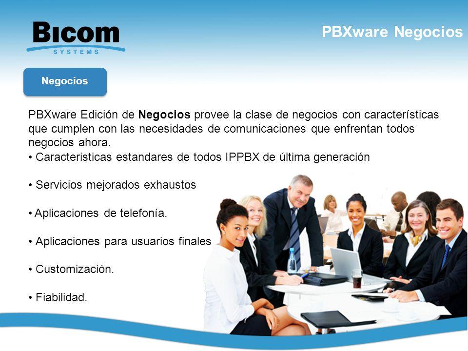 PBXware Negocios Negocios.