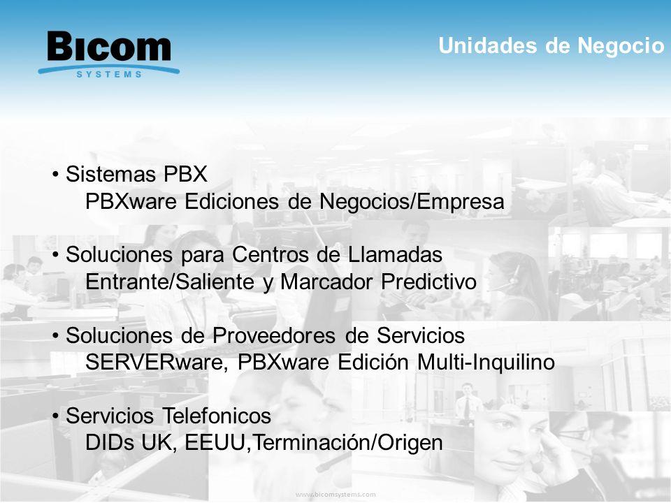 PBXware Ediciones de Negocios/Empresa