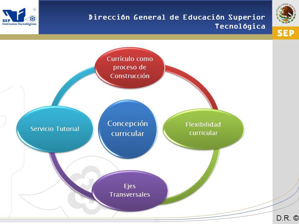 Concepción curricular