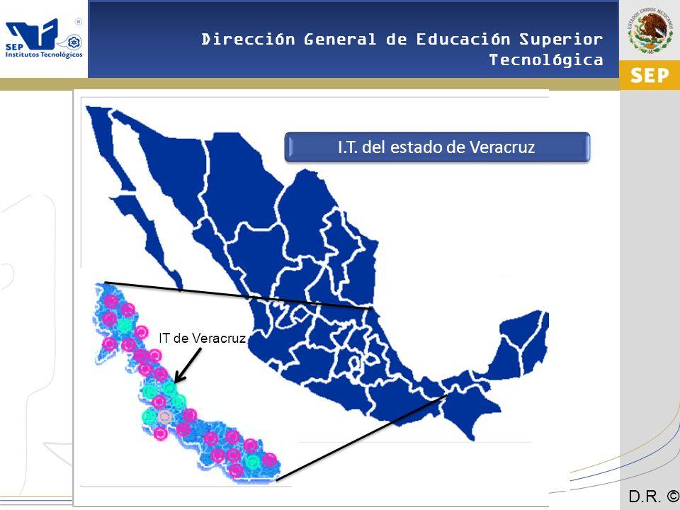 I.T. del estado de Veracruz