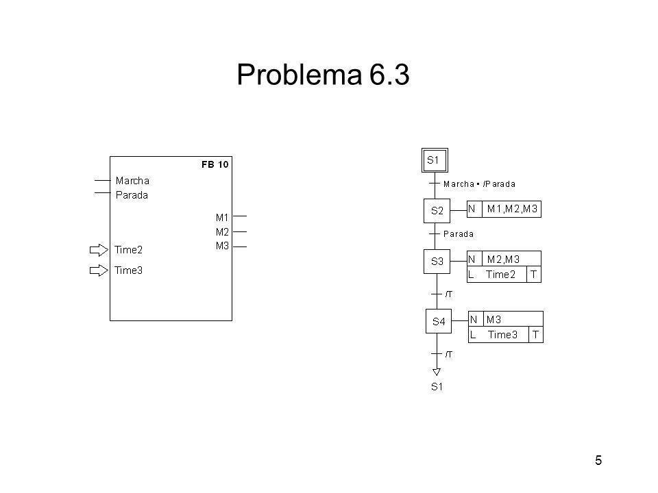 Problema 6.3 5
