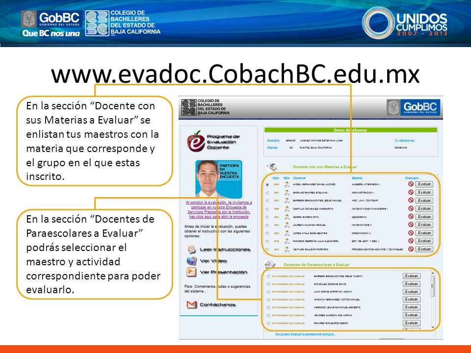 www.evadoc.CobachBC.edu.mx