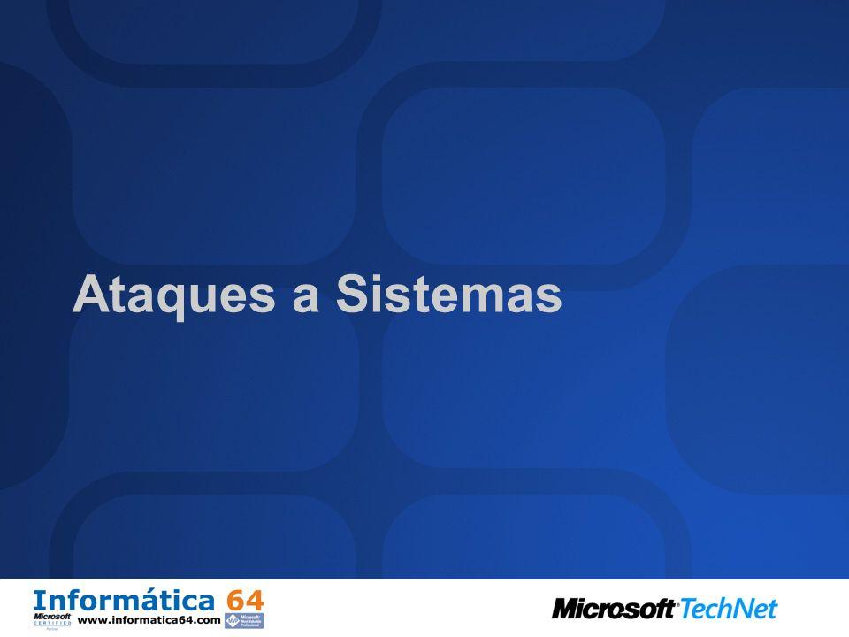 Ataques a Sistemas