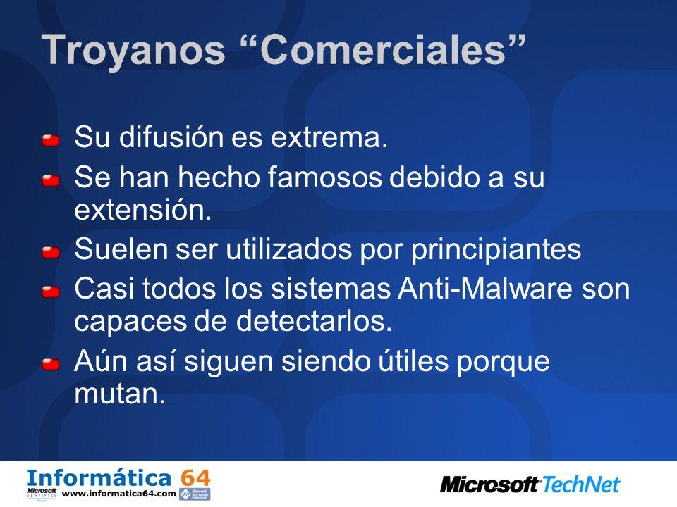 Troyanos Comerciales