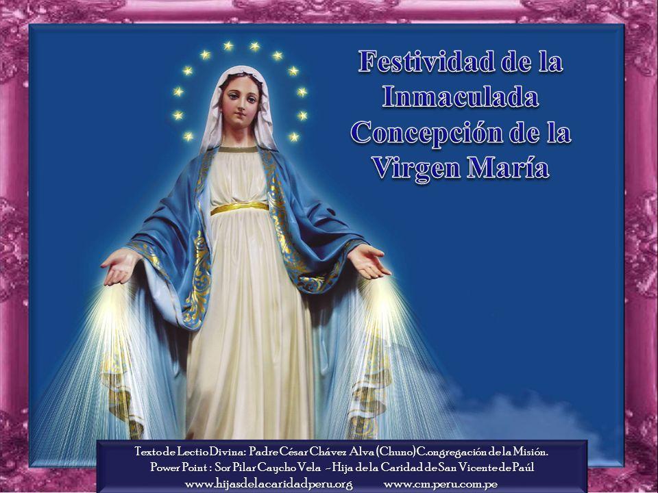 Festividad de la Inmaculada Concepción de la Virgen María