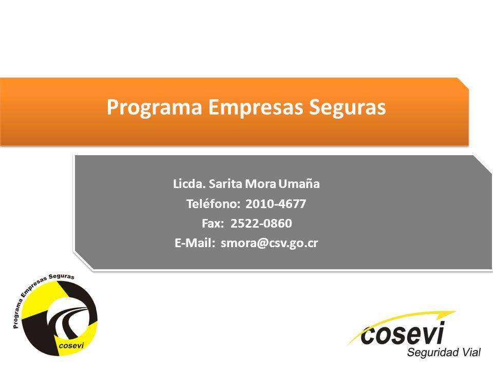 Programa Empresas Seguras