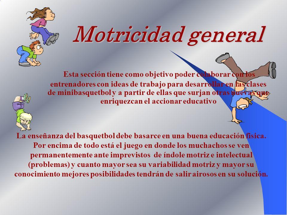 Motricidad general