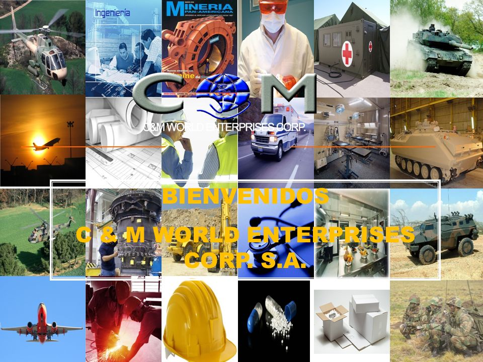 C & M WORLD ENTERPRISES CORP. S.A.