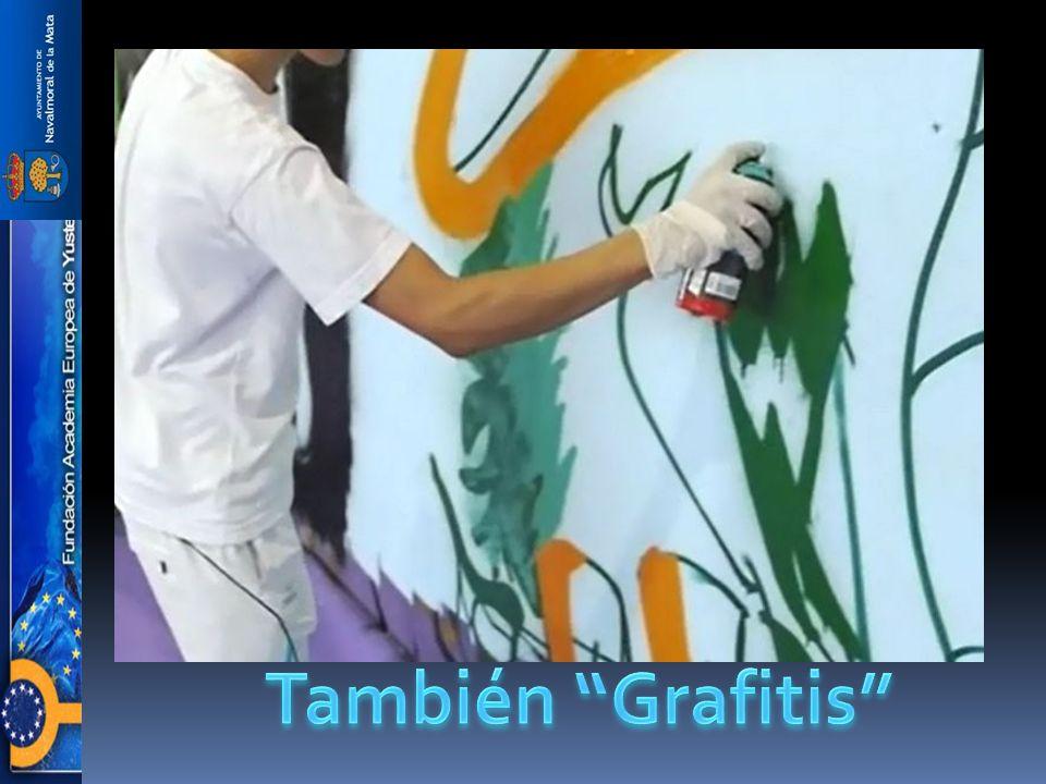 También Grafitis