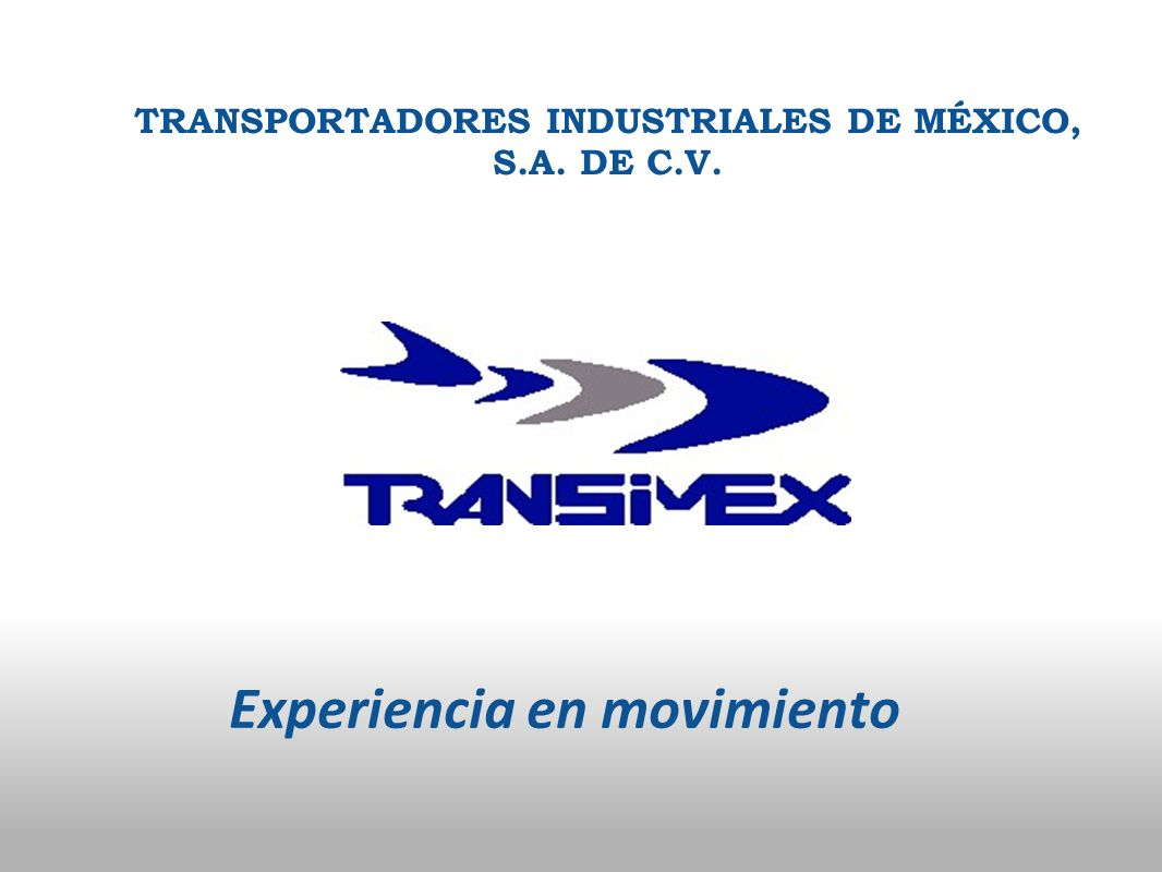 TRANSPORTADORES INDUSTRIALES DE MÉXICO, S.A. DE C.V.