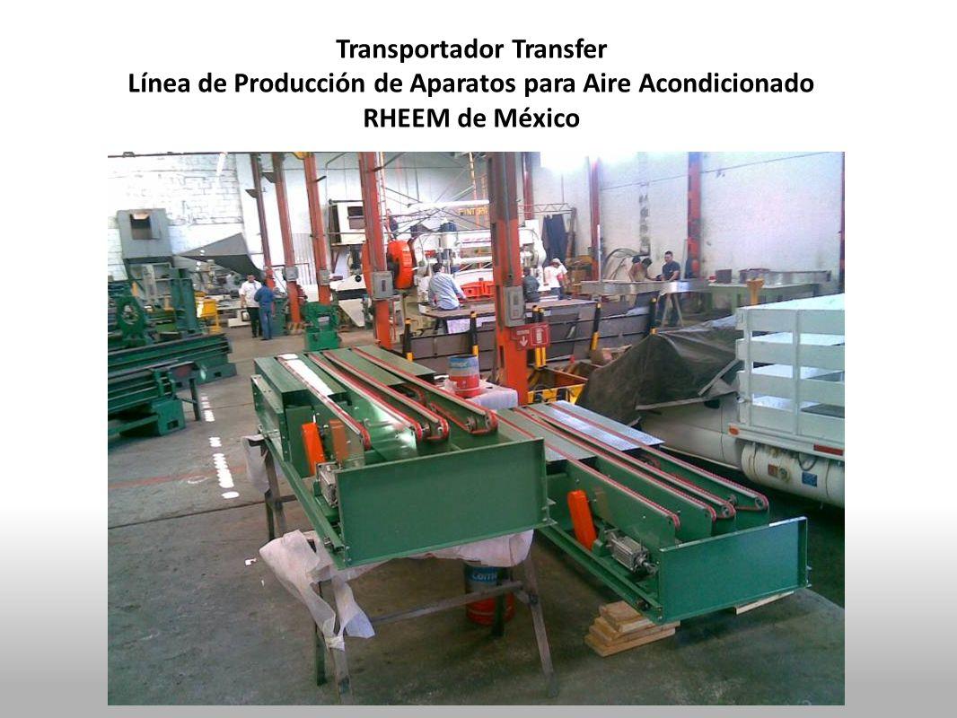 Transportador Transfer