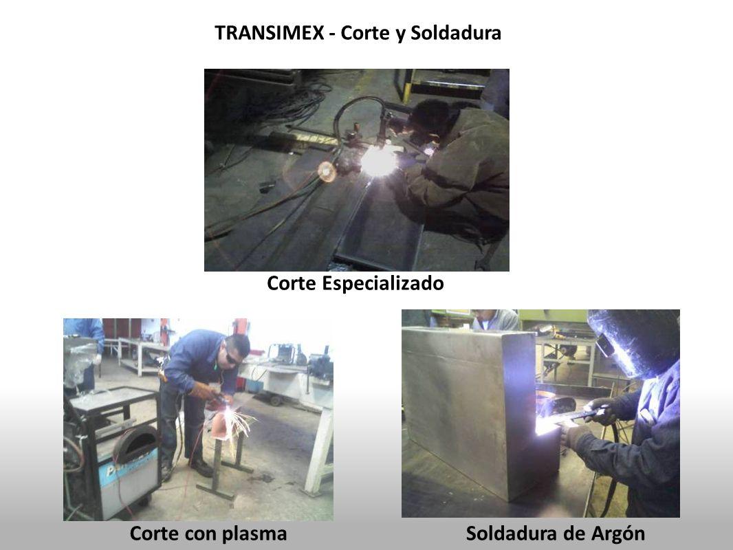 TRANSIMEX - Corte y Soldadura