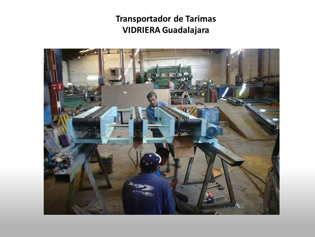 Transportador de Tarimas
