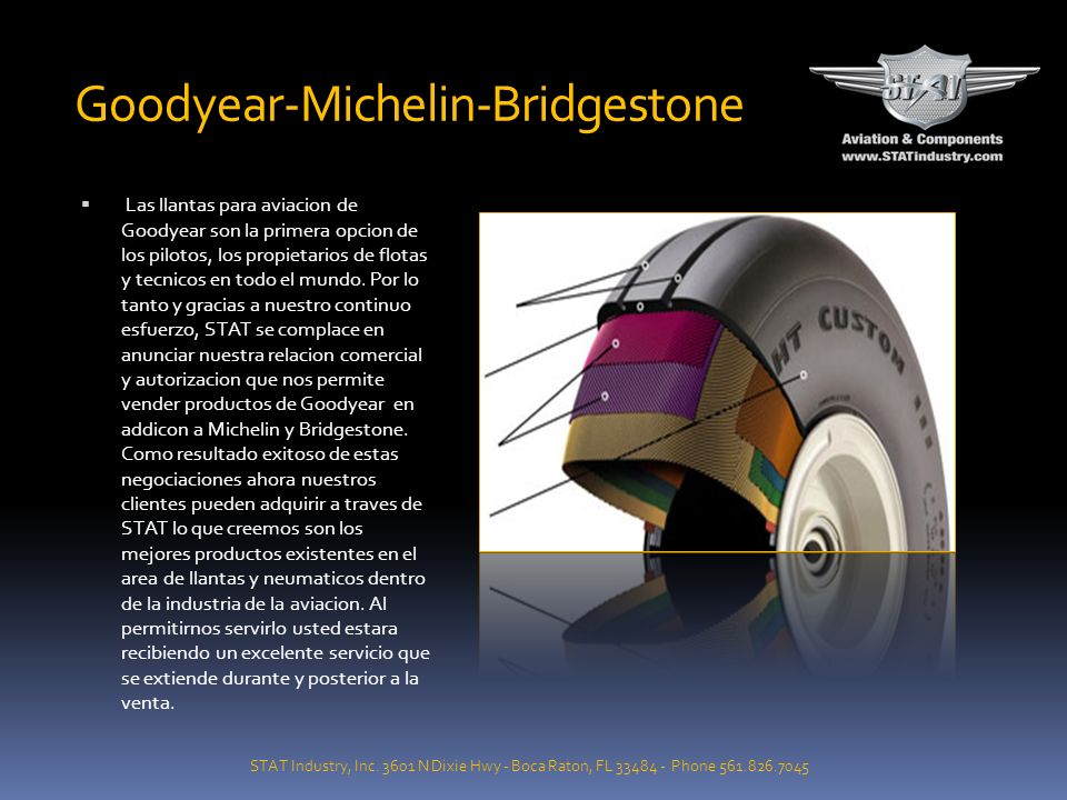 Goodyear-Michelin-Bridgestone