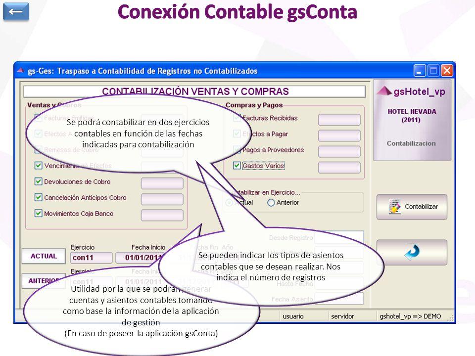 Conexión Contable gsConta