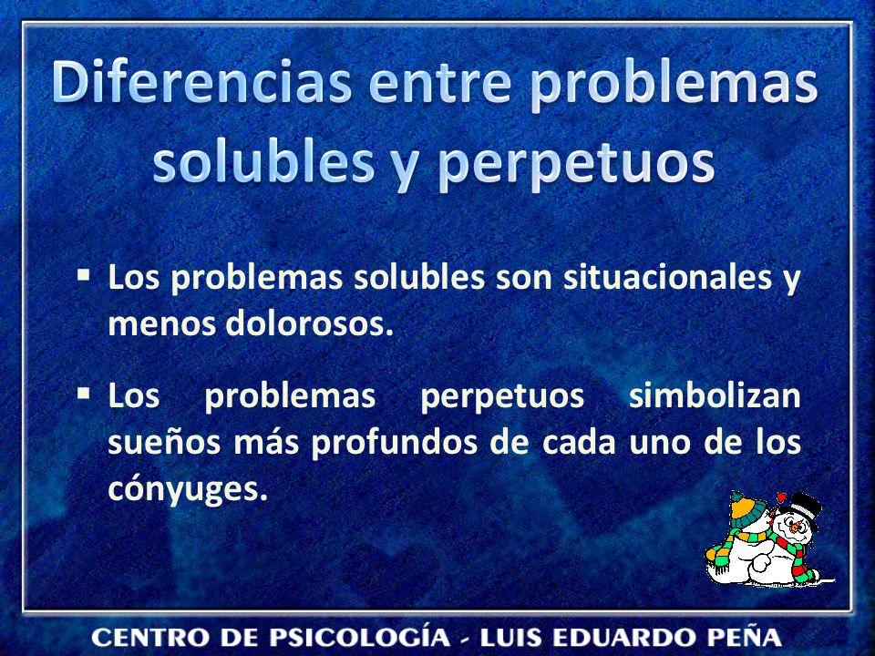 Diferencias entre problemas