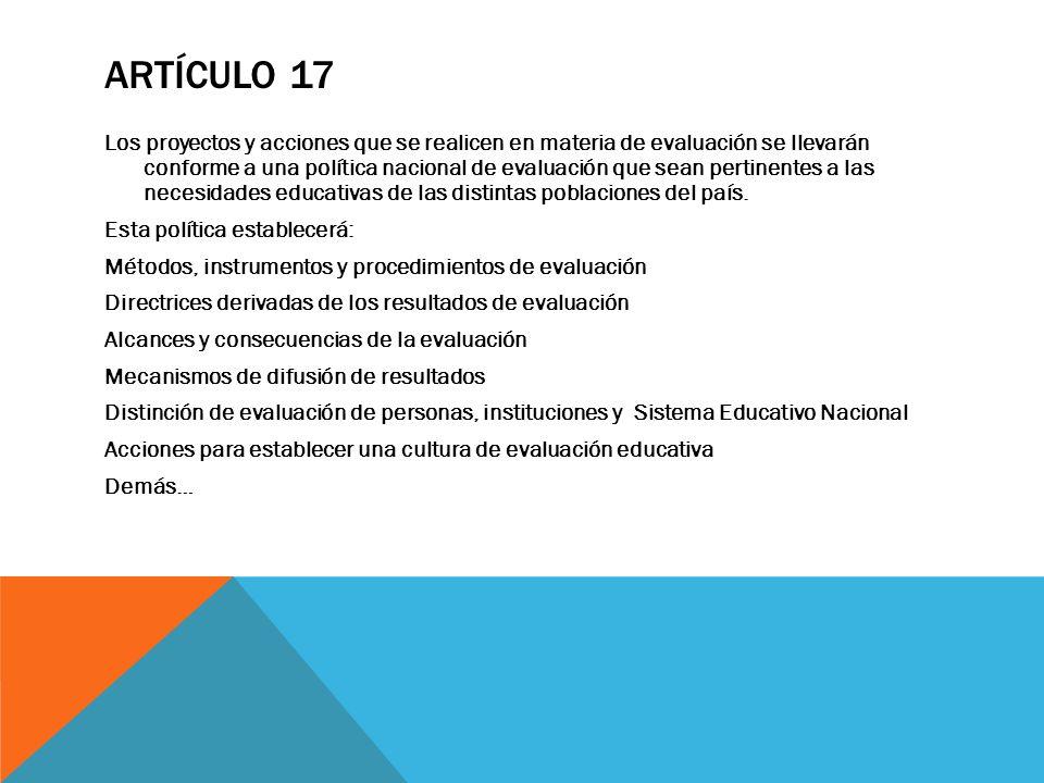 Artículo 17