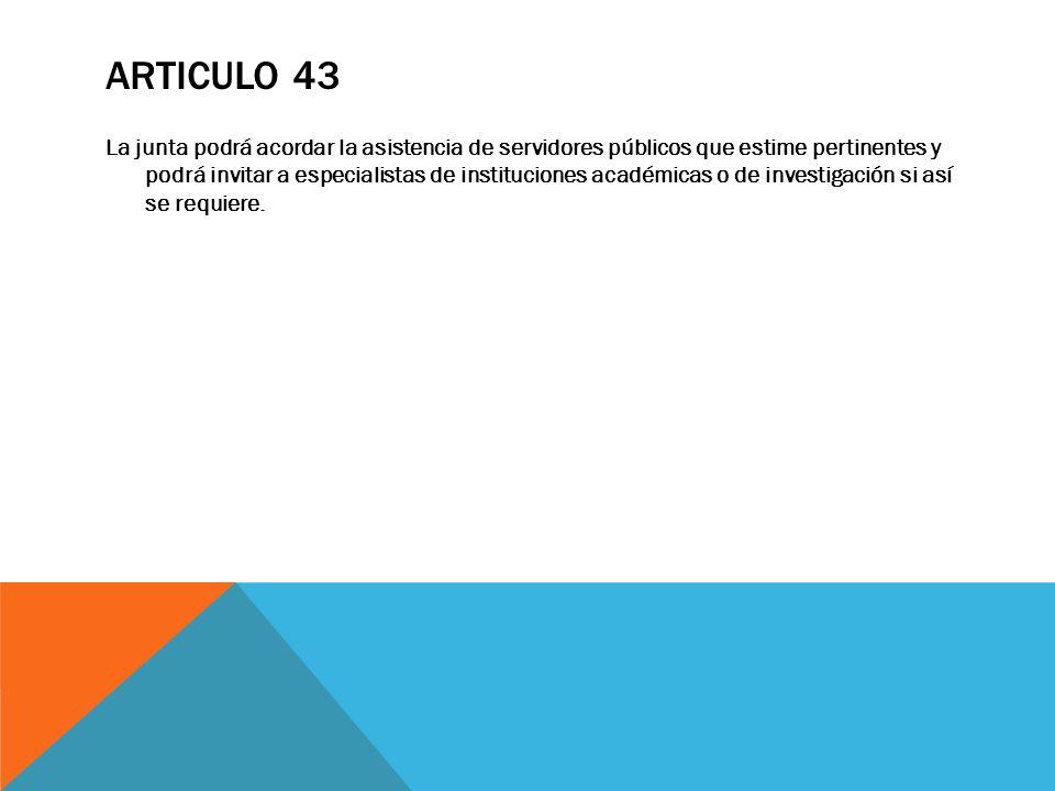 Articulo 43