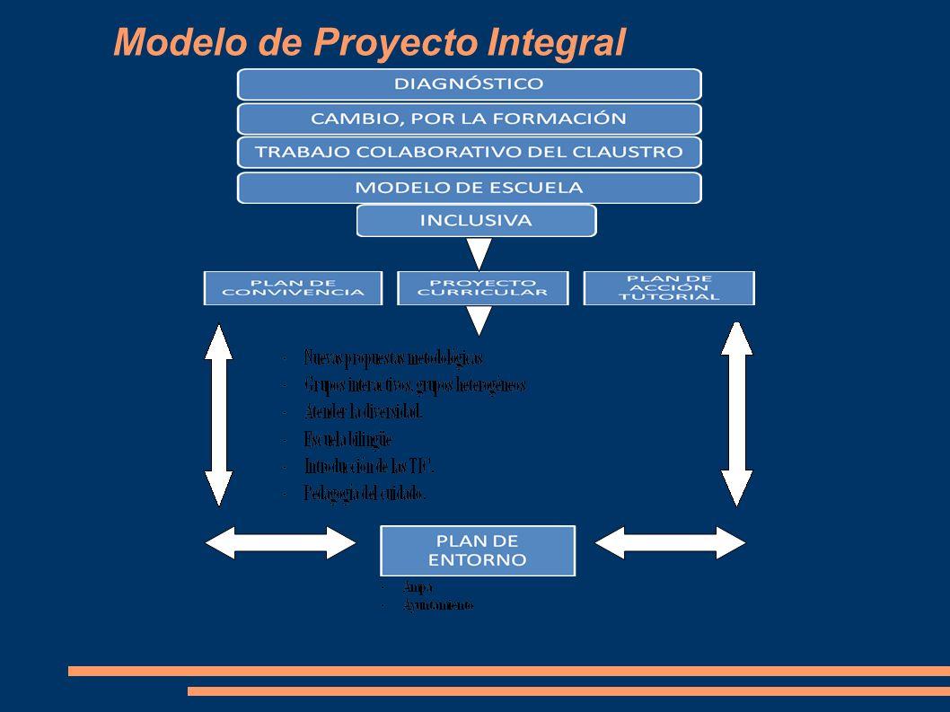 Modelo de Proyecto Integral
