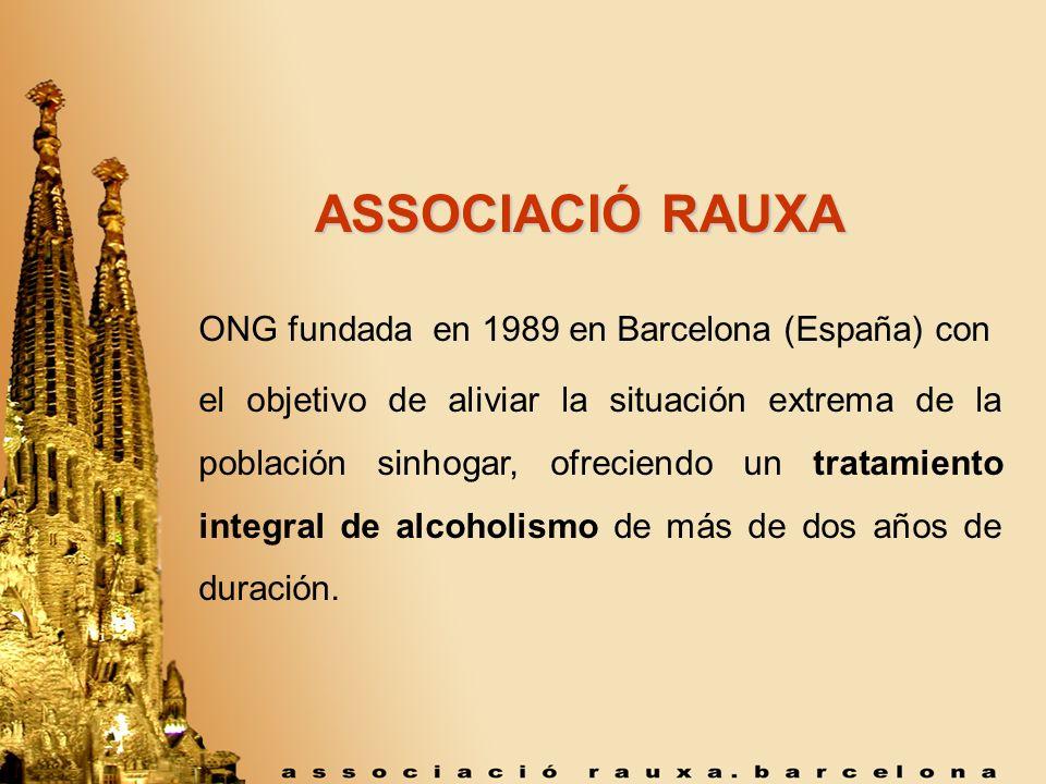 ONG fundada en 1989 en Barcelona (España) con