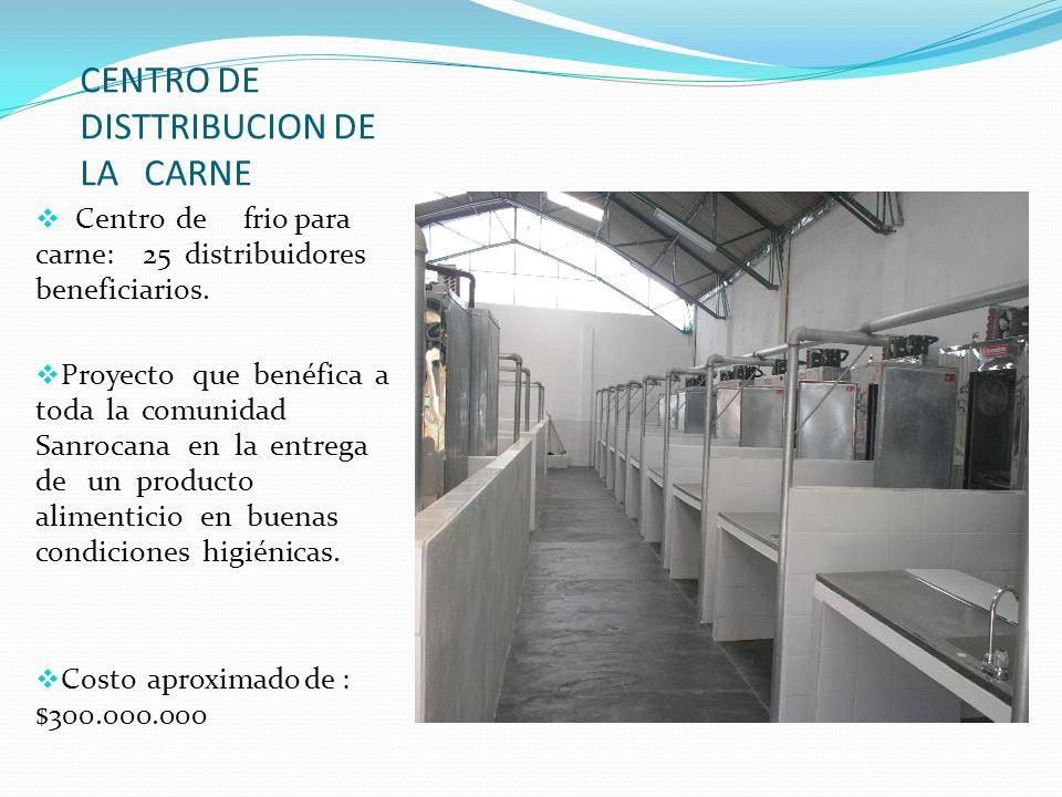CENTRO DE DISTTRIBUCION DE LA CARNE