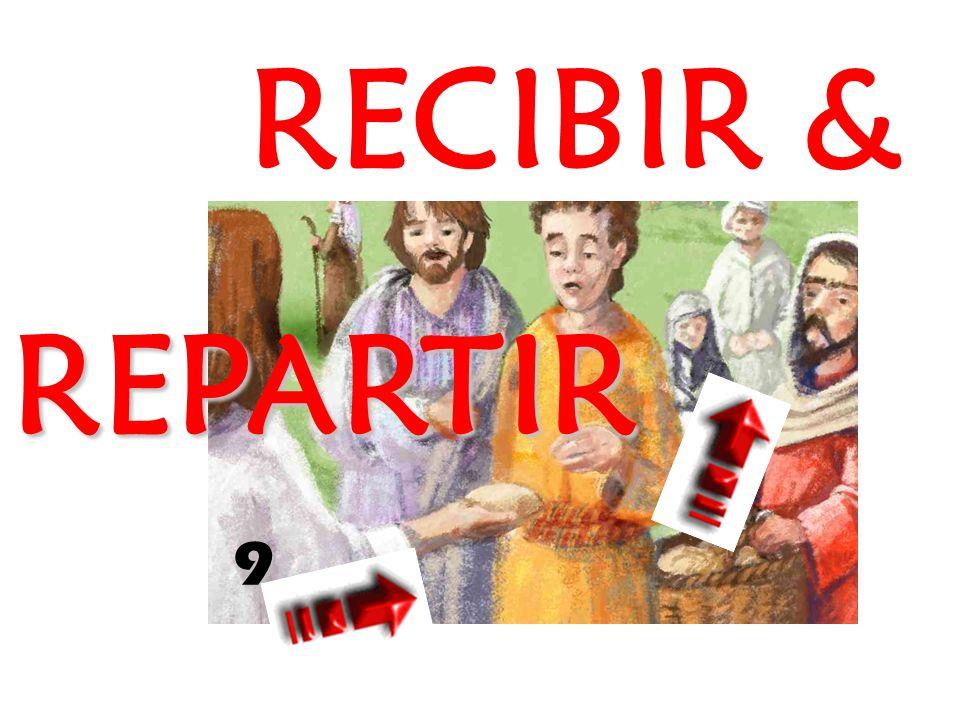 RECIBIR & REPARTIR 9
