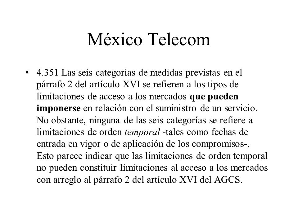 México Telecom