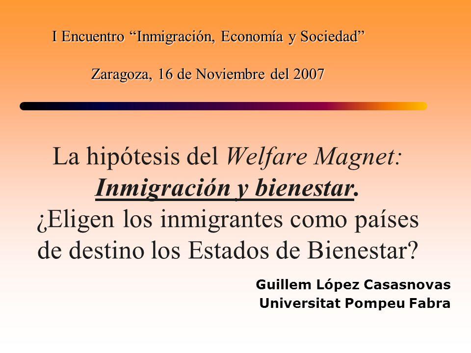 Guillem López Casasnovas Universitat Pompeu Fabra