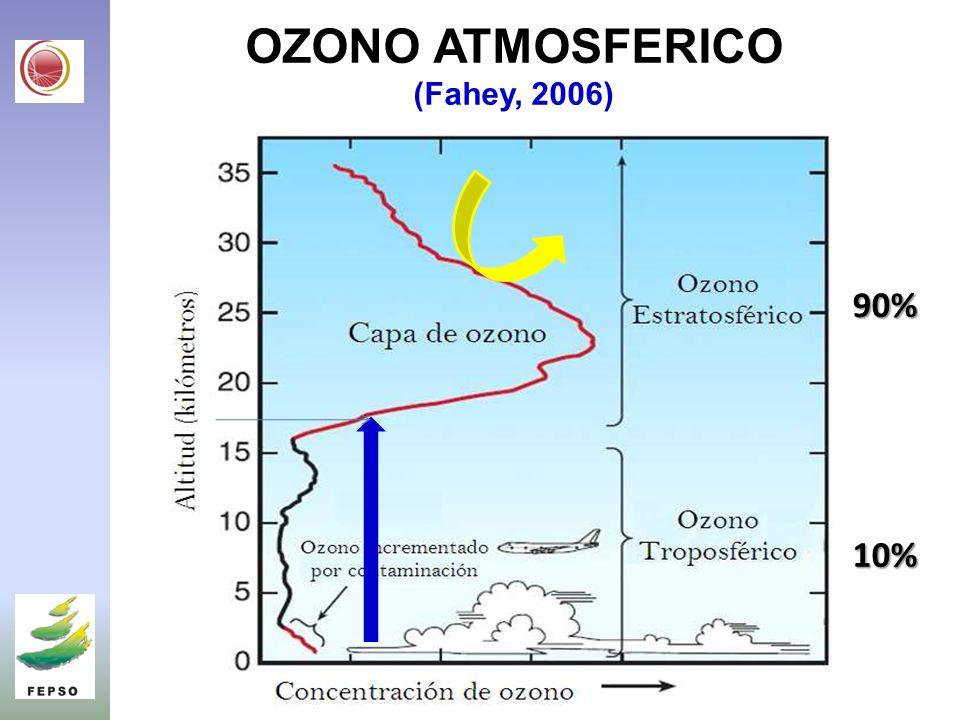 OZONO ATMOSFERICO (Fahey, 2006)